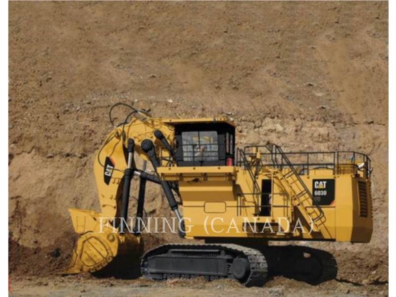 CATERPILLAR MINING SHOVEL / EXCAVATOR 6030 equipment  photo 1
