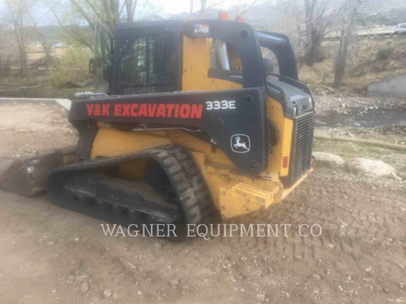 DEERE & CO. SKID STEER LOADERS 333E equipment  photo 2