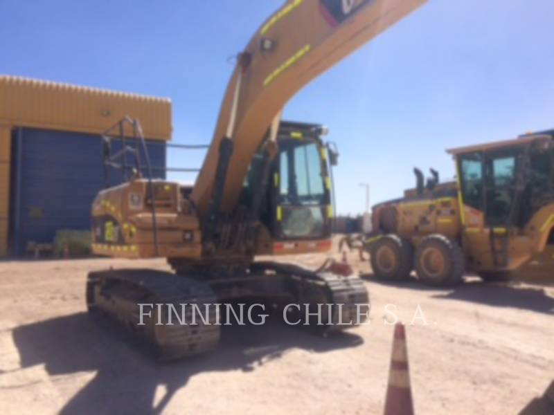 CATERPILLAR EXCAVADORAS DE CADENAS 320 D equipment  photo 3