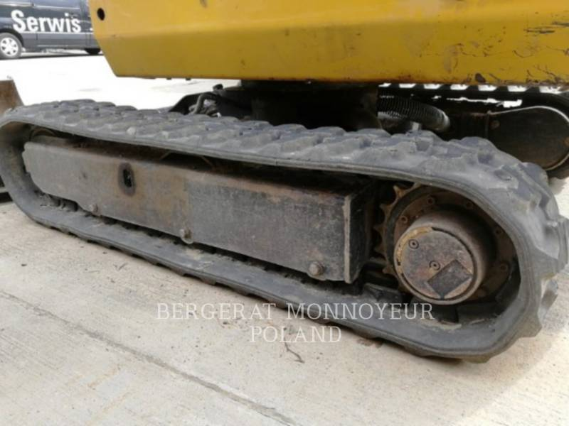 CATERPILLAR TRACK EXCAVATORS 301.8C equipment  photo 9