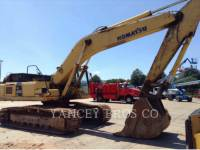 Equipment photo KOMATSU PC450 TRACK EXCAVATORS 1