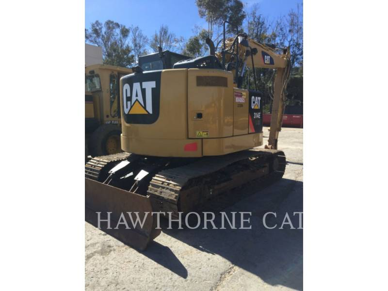 CATERPILLAR TRACK EXCAVATORS 314E CRTH equipment  photo 7