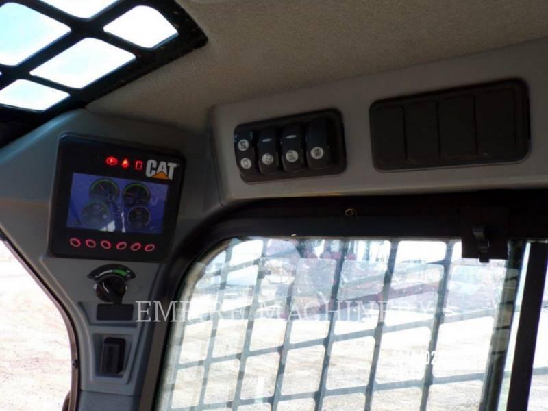 CATERPILLAR KOMPAKTLADER 259D CA equipment  photo 5