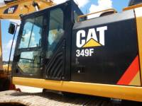 CATERPILLAR ESCAVATORI CINGOLATI 349FL equipment  photo 19