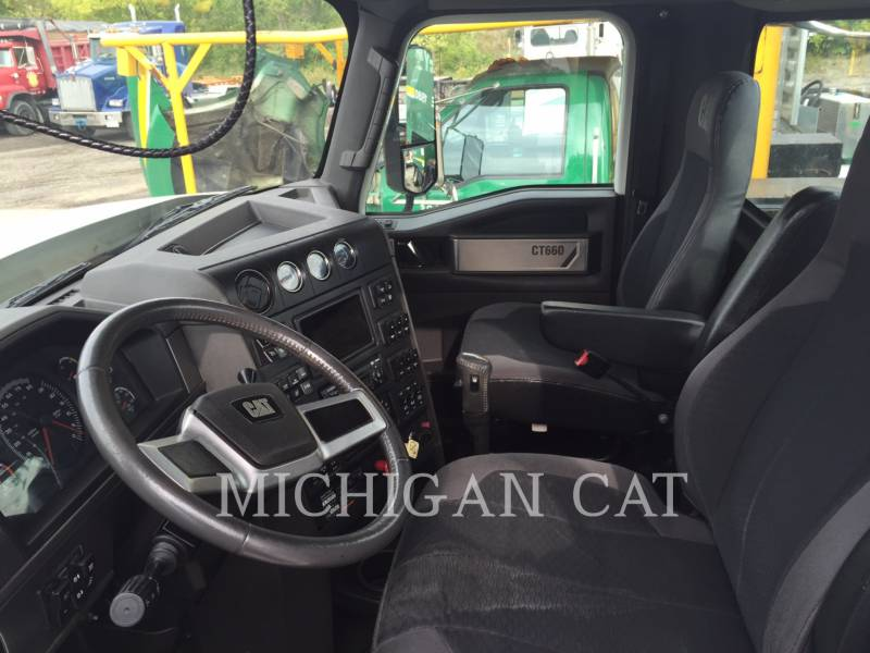 CATERPILLAR ON HIGHWAY TRUCKS CT660 T15M13 equipment  photo 5