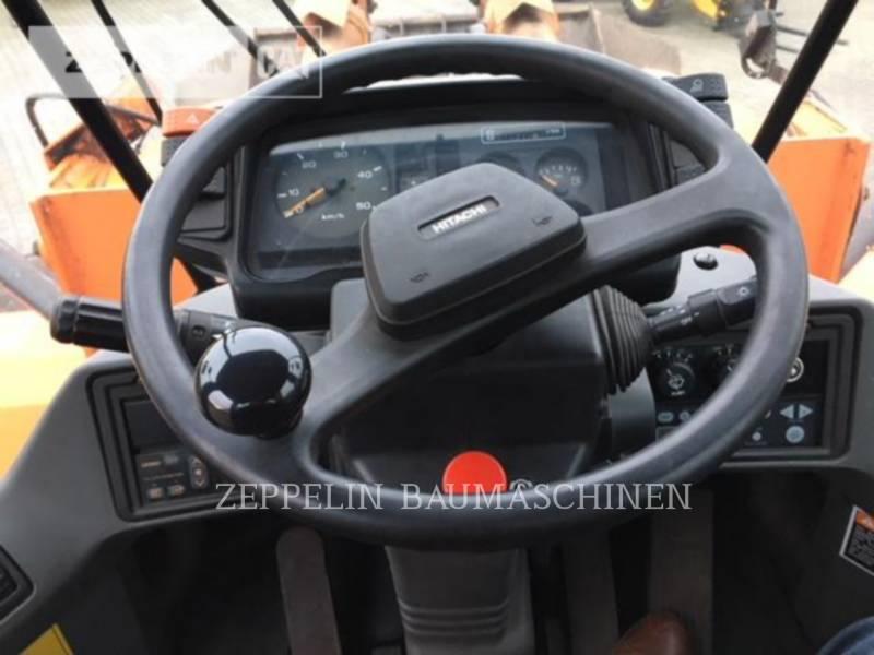 HITACHI CARGADORES DE RUEDAS ZW330 equipment  photo 10