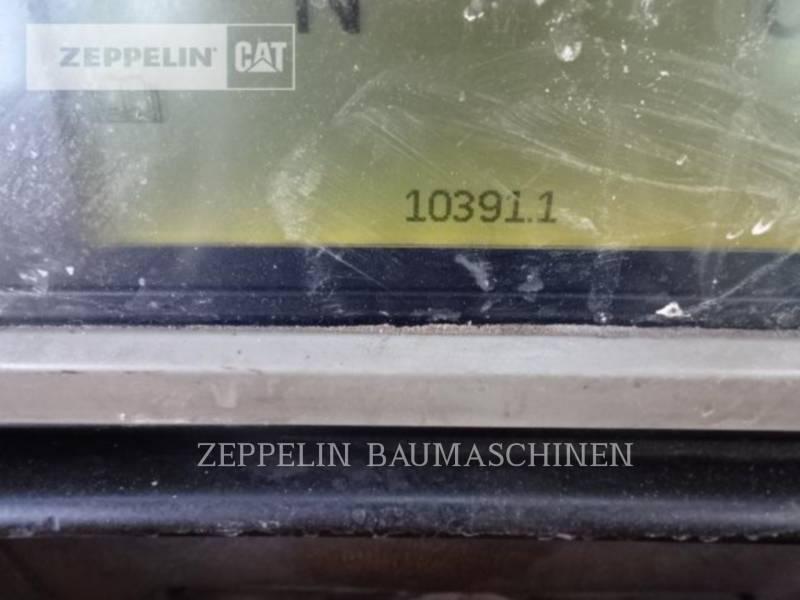 CATERPILLAR KNICKGELENKTE MULDENKIPPER 740B equipment  photo 21