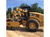CATERPILLAR COMPACTEUR VIBRANT, MONOCYLINDRE À PIEDS DAMEURS CP 56 equipment  photo 16