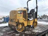 CATERPILLAR TAMBOR DOBLE VIBRATORIO ASFALTO CB14B equipment  photo 2