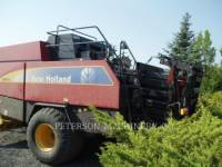 NEW HOLLAND LTD. LW - HEUGERÄTE BB960A equipment  photo 4