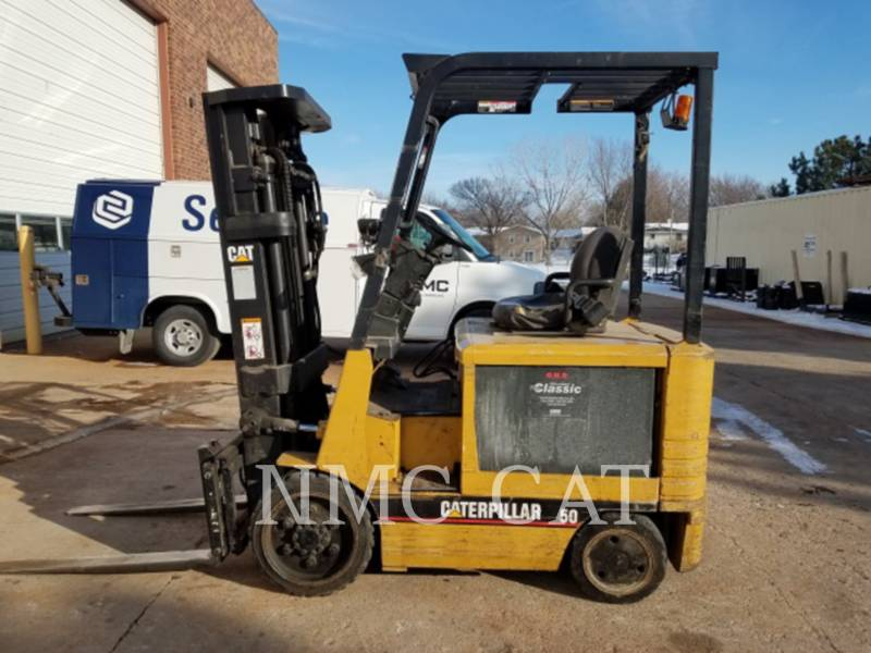 CATERPILLAR LIFT TRUCKS GABELSTAPLER 2EC25_MC equipment  photo 3