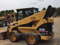 CATERPILLAR MINICARGADORAS 262B equipment  photo 2