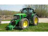 JOHN DEERE TRACTEURS AGRICOLES 6930 equipment  photo 1