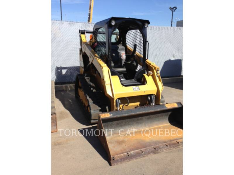 CATERPILLAR CHARGEURS SUR CHAINES 259D equipment  photo 3