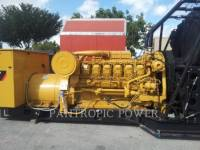 Equipment photo CATERPILLAR 3512B STATIONARY GENERATOR SETS 1
