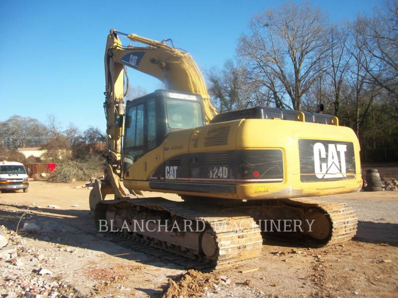 CATERPILLAR 履带式挖掘机 324DL equipment  photo 4