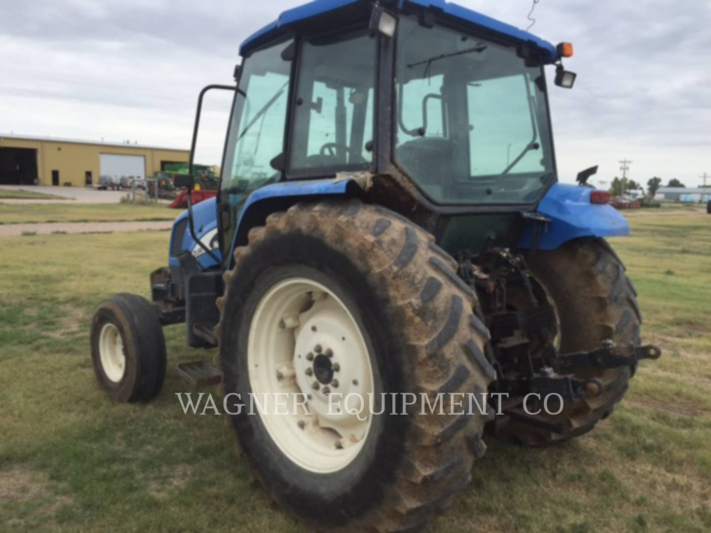 Detail photo of 2005 New Holland TL90 from Construction Equipment Guide