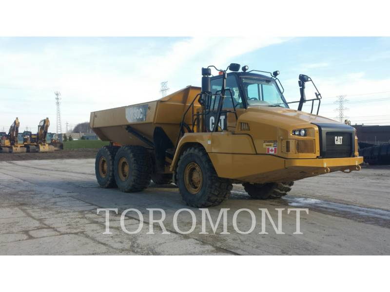 CATERPILLAR DUMPER ARTICOLATI 730C2 equipment  photo 2