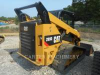CATERPILLAR SKID STEER LOADERS 289D AC equipment  photo 2