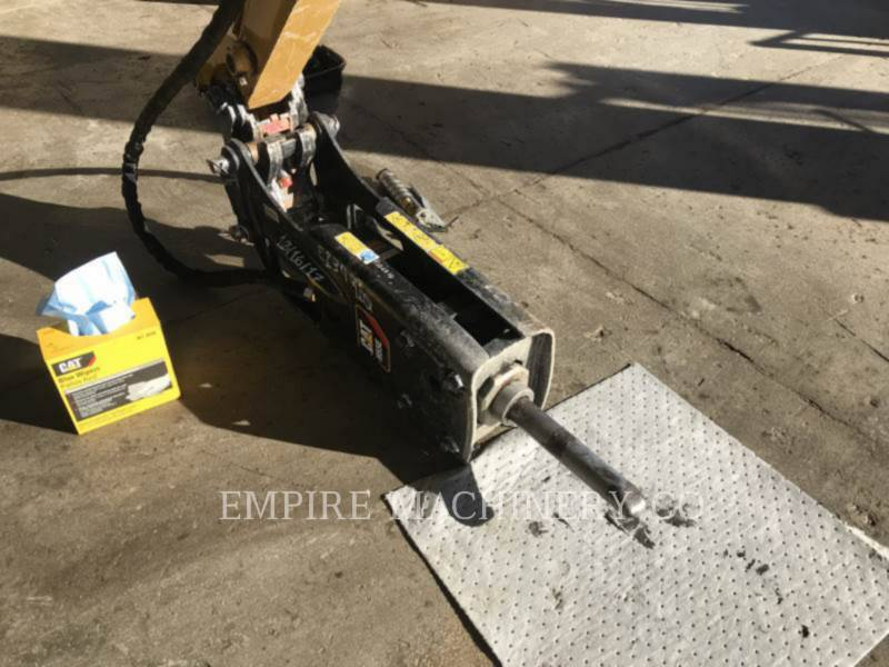 CATERPILLAR HERRAMIENTA DE TRABAJO - MARTILLO H55E 304E equipment  photo 4