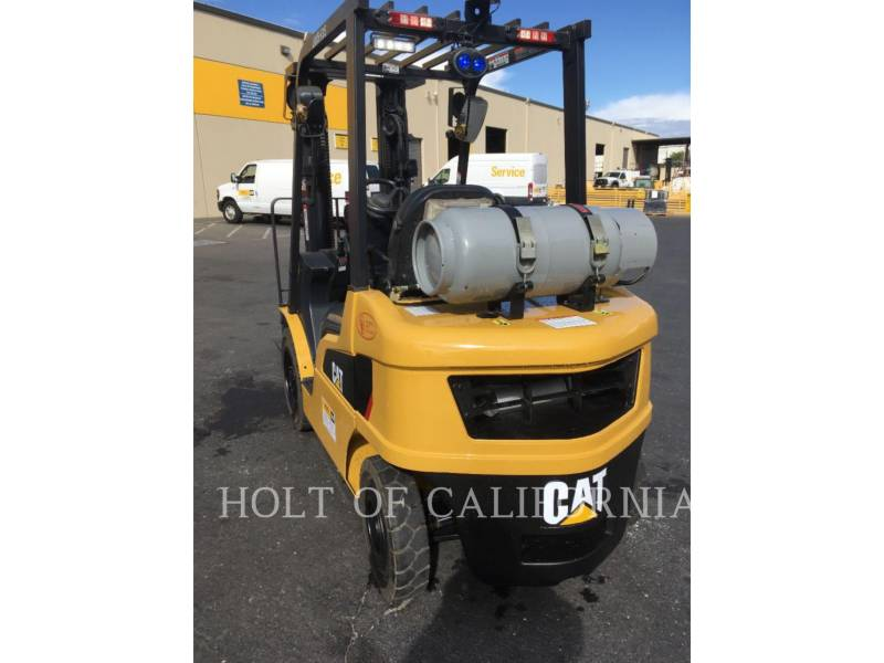 CATERPILLAR MITSUBISHI FORKLIFTS GP25N5-LE equipment  photo 4
