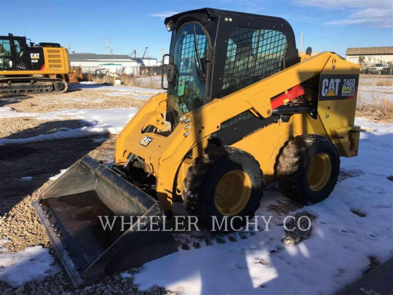 CATERPILLAR MINICARGADORAS 246D C3-H4 equipment  photo 4