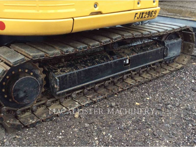 CATERPILLAR EXCAVADORAS DE CADENAS 308E2CRSB equipment  photo 24