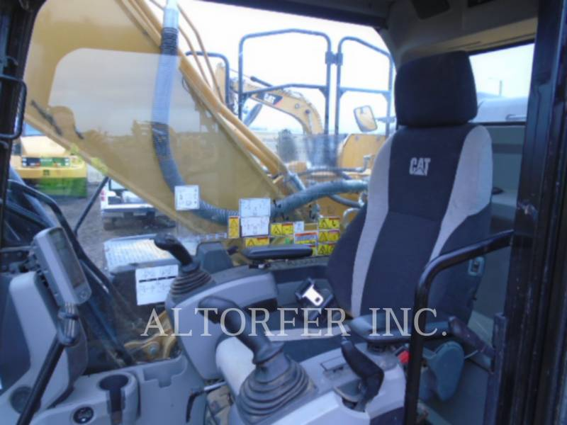 CATERPILLAR TRACK EXCAVATORS 336EL TH equipment  photo 7