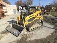 Equipment photo KOMATSU CK30 MULTITERREINLADERS 1