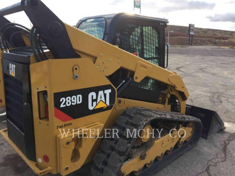 CATERPILLAR MULTI TERRAIN LOADERS 289D C3-H2 equipment  photo 2