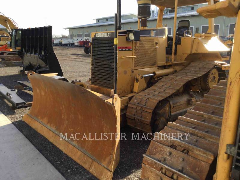 CATERPILLAR TRACK TYPE TRACTORS D6MXL equipment  photo 6
