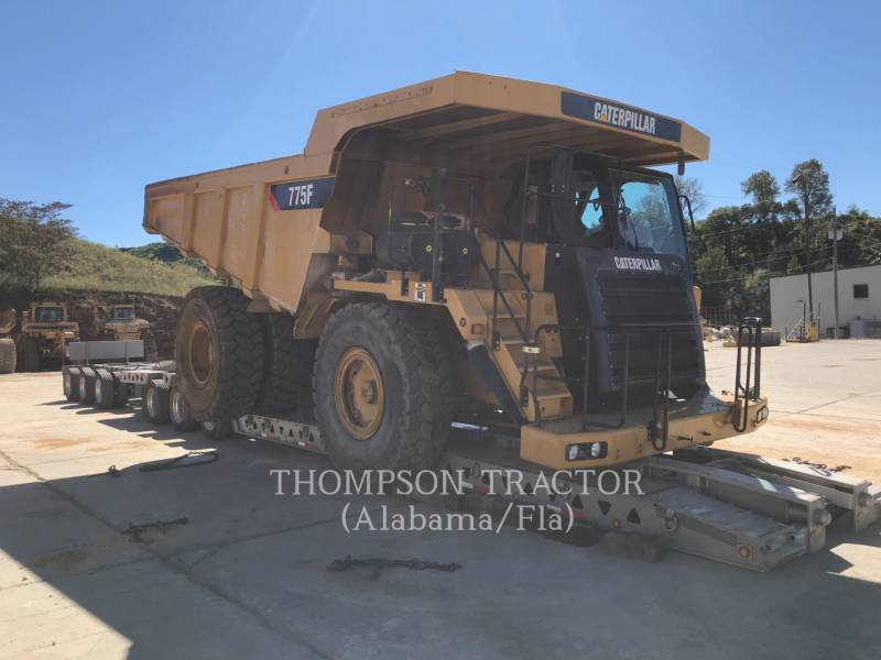 CATERPILLAR MINING OFF HIGHWAY TRUCK 775F equipment  photo 4
