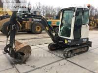 Equipment photo TEREX CORPORATION TC25 ESCAVADEIRAS 1