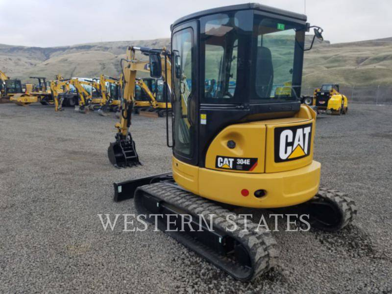 CATERPILLAR TRACK EXCAVATORS 304 E CR equipment  photo 3