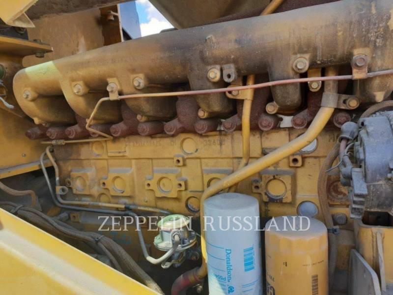 CATERPILLAR VIBRATORY SINGLE DRUM SMOOTH CS-583E equipment  photo 13