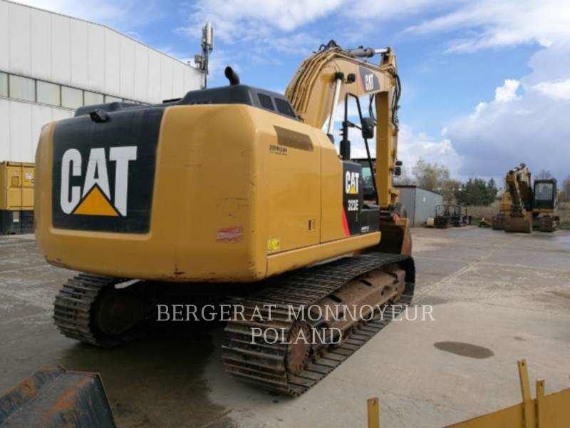 CATERPILLAR TRACK EXCAVATORS 323EL equipment  photo 3