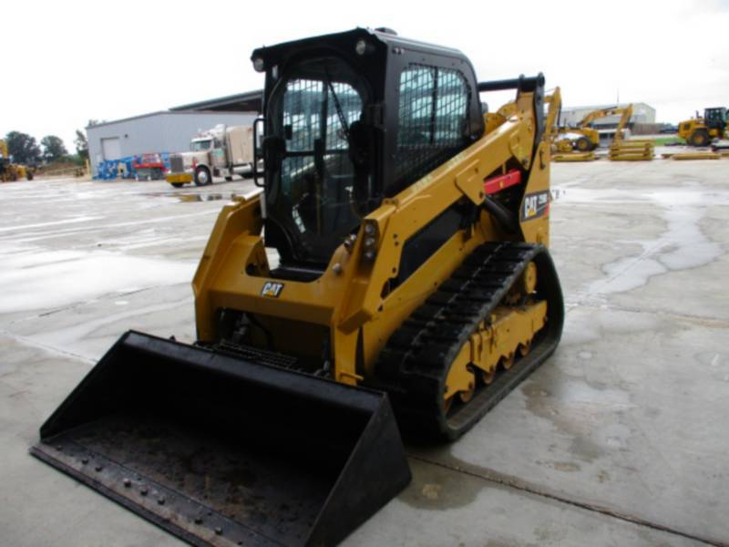 CATERPILLAR MULTITERREINLADERS 259D equipment  photo 9