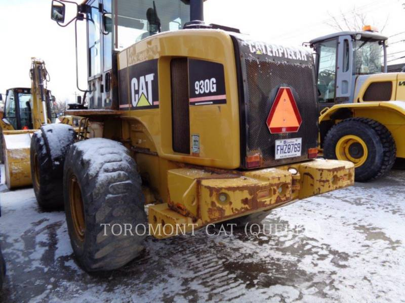 CATERPILLAR CARGADORES DE RUEDAS 930G equipment  photo 3