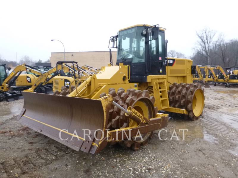 CATERPILLAR COMPACTORS 815F2 equipment  photo 2
