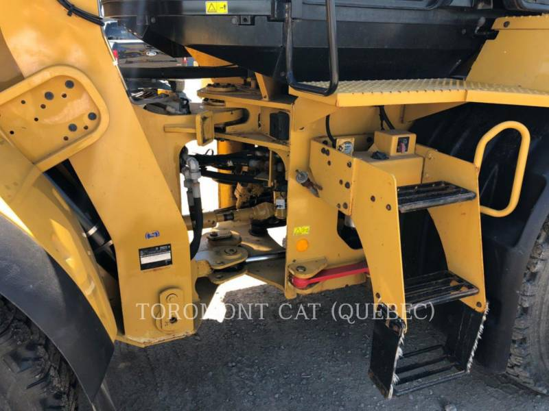 CATERPILLAR PALE GOMMATE/PALE GOMMATE MULTIUSO 930K equipment  photo 7