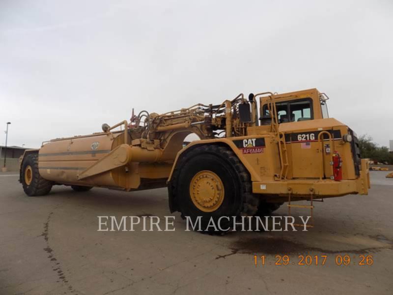 CATERPILLAR WHEEL TRACTOR SCRAPERS 621G equipment  photo 1