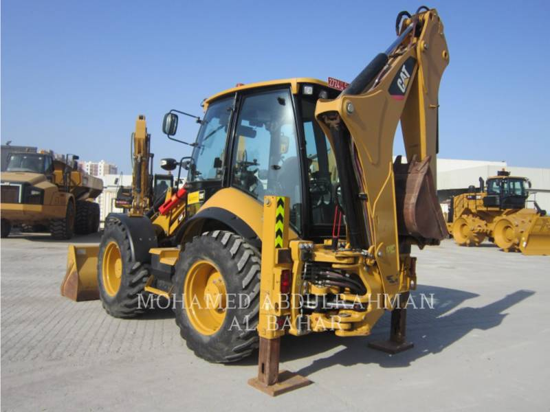 CATERPILLAR BAGGERLADER 434 F equipment  photo 3
