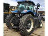 FORD / NEW HOLLAND 农用拖拉机 T7.260 equipment  photo 3