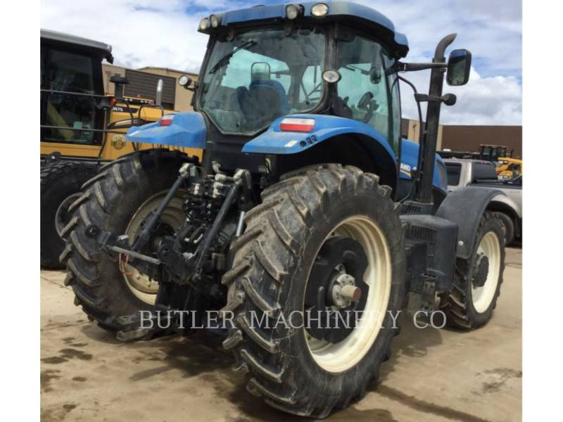NEW HOLLAND TRACTEURS AGRICOLES T7.260 equipment  photo 3