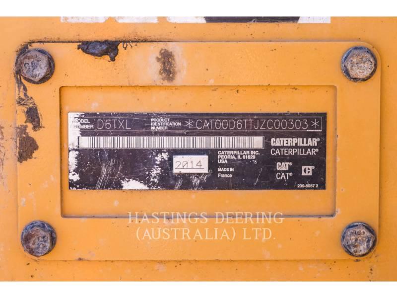 CATERPILLAR TRACK TYPE TRACTORS D6TXLVP equipment  photo 8