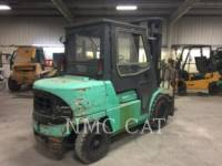 Equipment photo MITSUBISHI FORKLIFTS FD45KD_MT FORKLIFTS 1