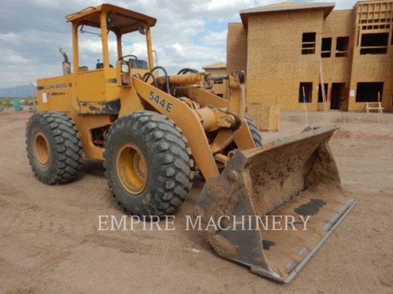 JOHN DEERE WHEEL LOADERS/INTEGRATED TOOLCARRIERS 544E equipment  photo 6