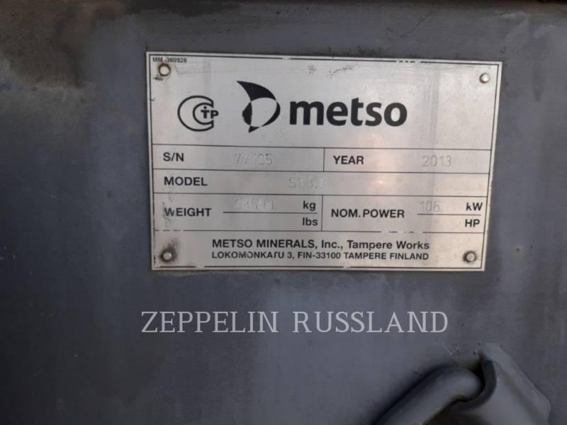 METSO SCREENS ST3.8 equipment  photo 3