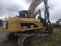 CATERPILLAR Forstwirtschaft –  Prozessor 320DFMHW equipment  photo 4