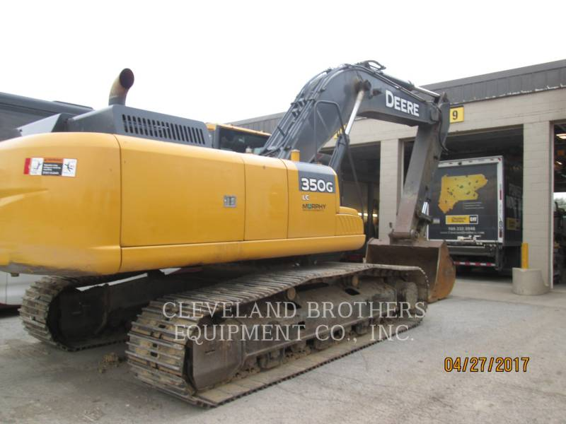 DEERE & CO. PELLES SUR CHAINES 350G equipment  photo 3